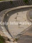La entrada de Calp: esta es su imagen.